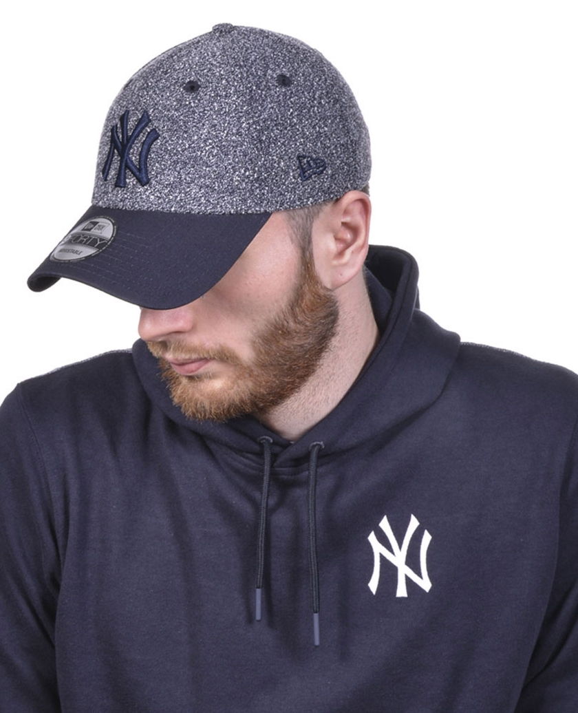 NY YANKEES TEAM FLECK CROWN