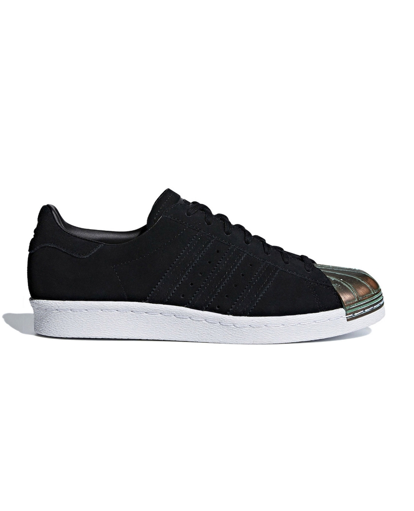 These women s shoes update the archival style of the adidas Superstar  sneaker with a matte metal shell toe. 587be4add2