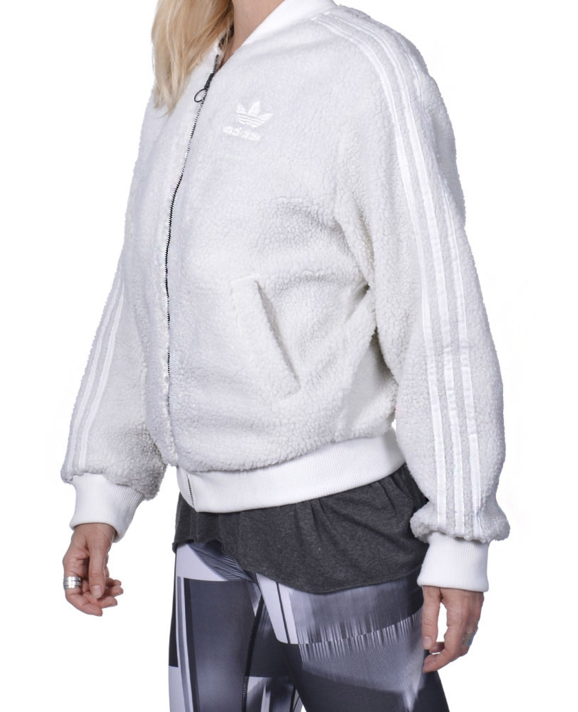 SST TRACK TOP WHITE