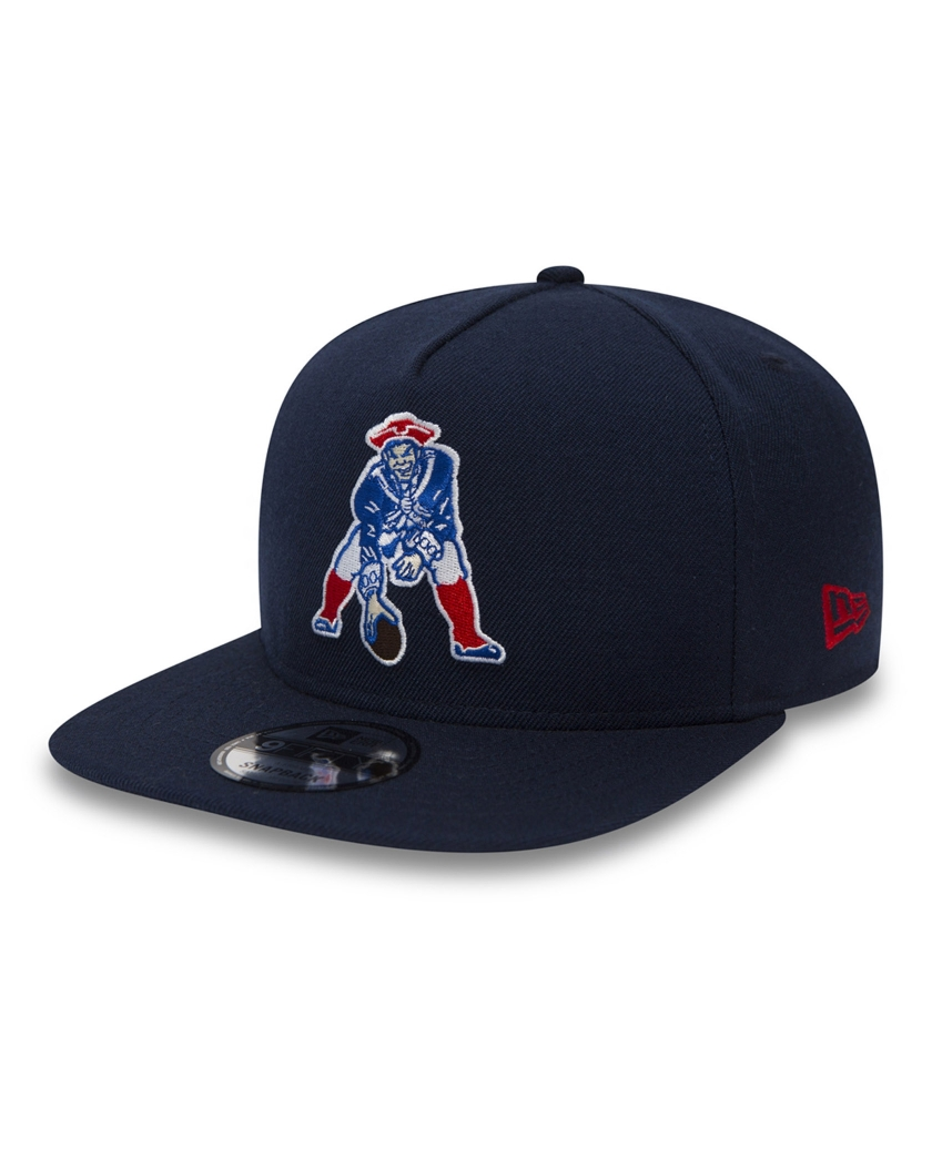 NEW ENGLAND PATRIOTS CHARACTER PIN A FRAME 9FIFTY SNAPBACK