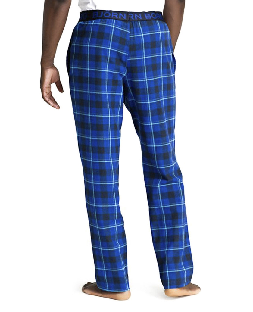 BB CHECKED PAUL PYJAMA PANT ECLIPSE