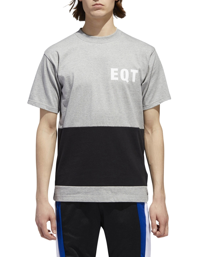 EQT GRAPHIC TEE GREY