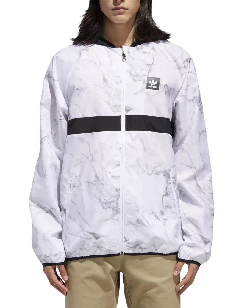 MARBLE BB PACKABLE WIND JACKET