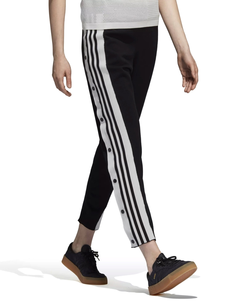 ADIBREAK TRACK PANTS BLACK