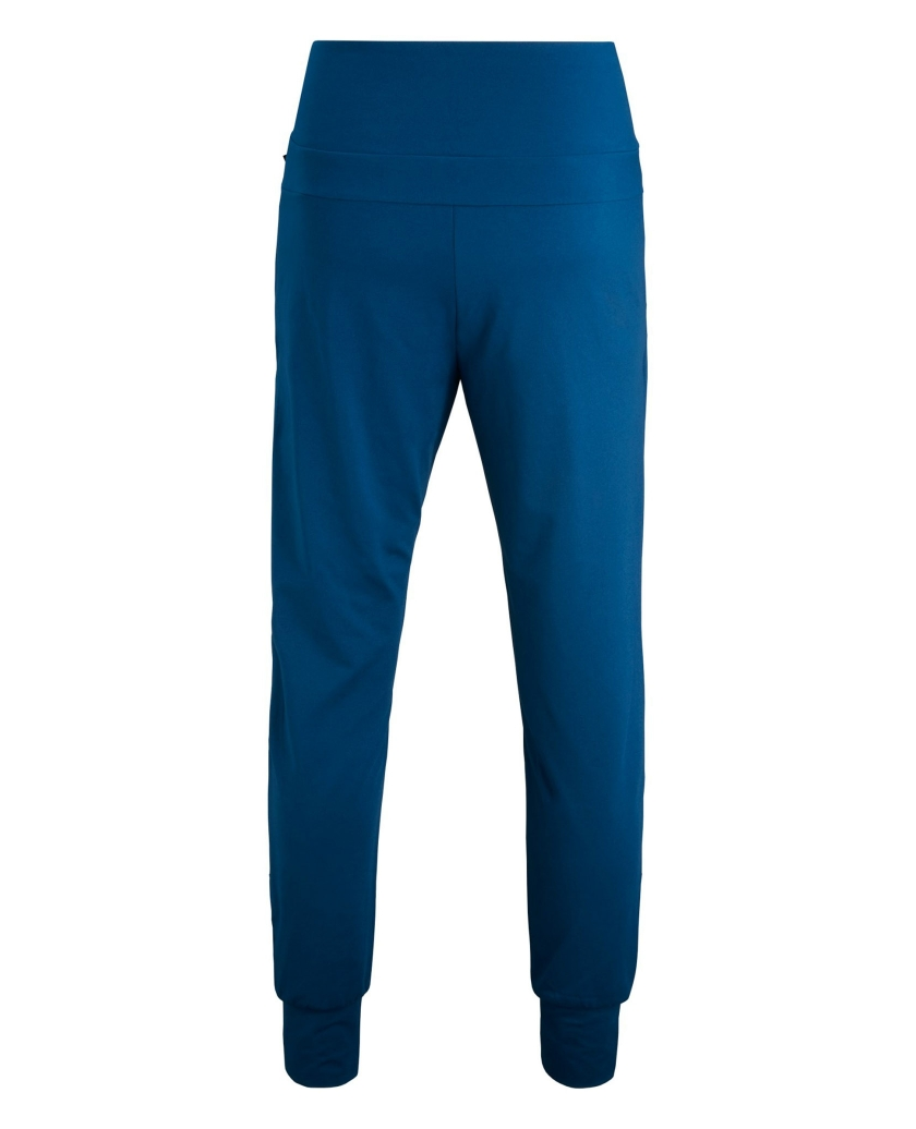 BORG CAMILLE PANT BLUE