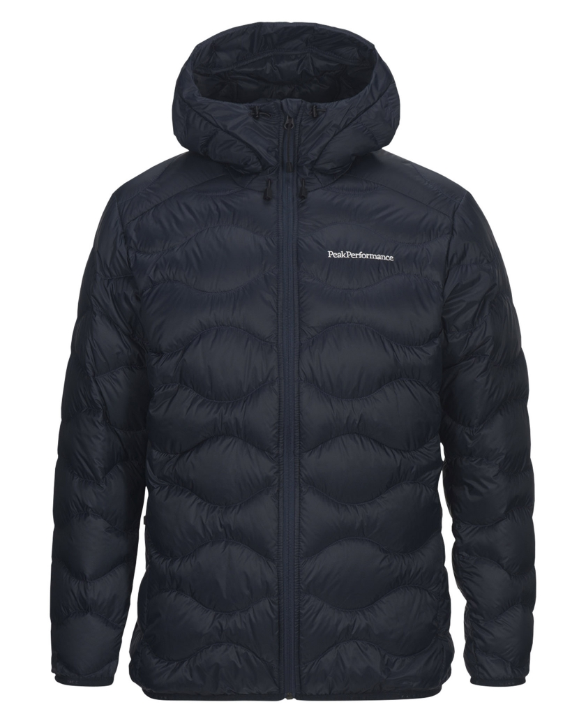 MEN'S DOWN HELIUM HOOD JACKET