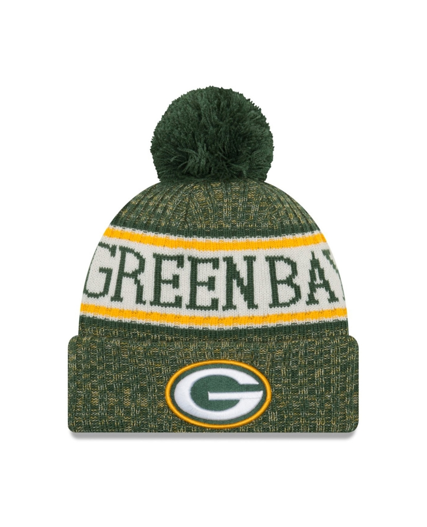 GREEN BAY PACKERS 2018 SIDELINE KNIT