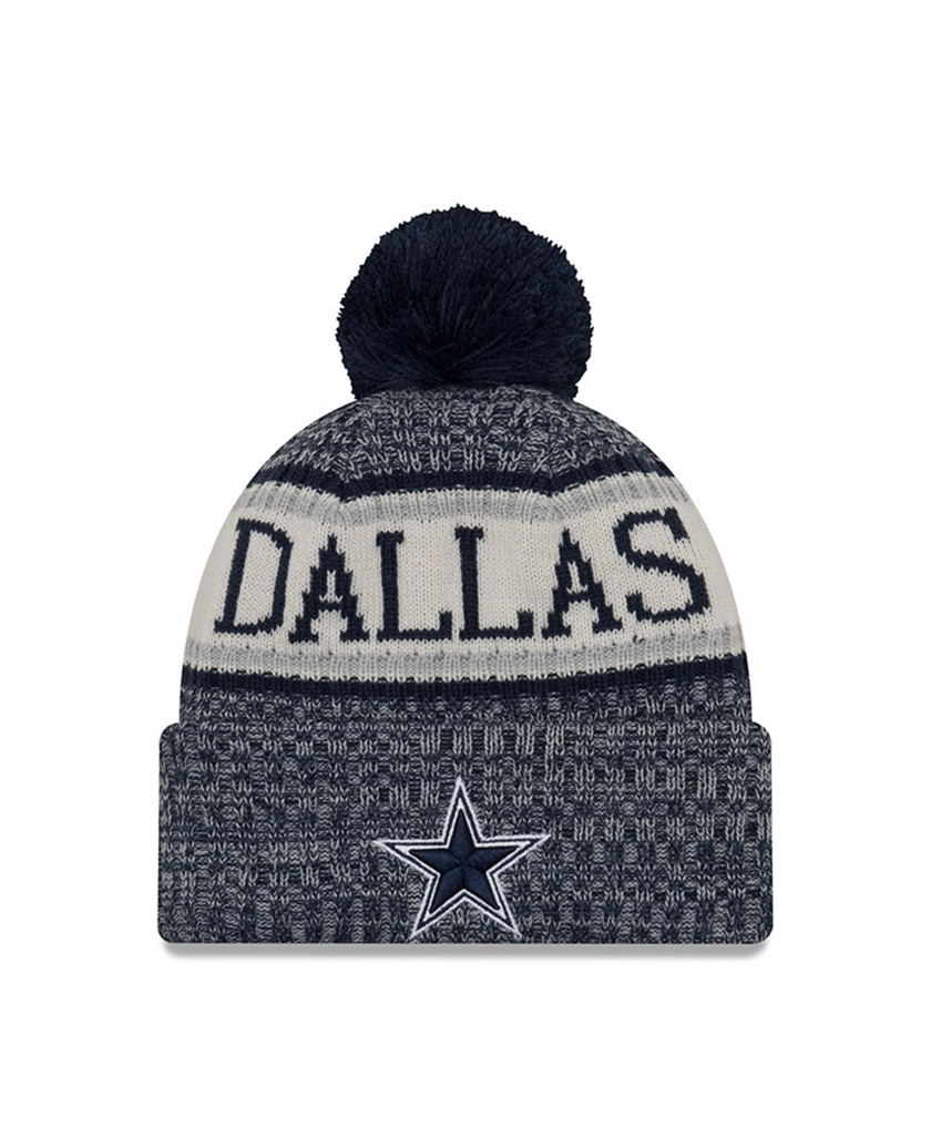 DALLAS COWBOYS 2018 SIDELINE KNIT