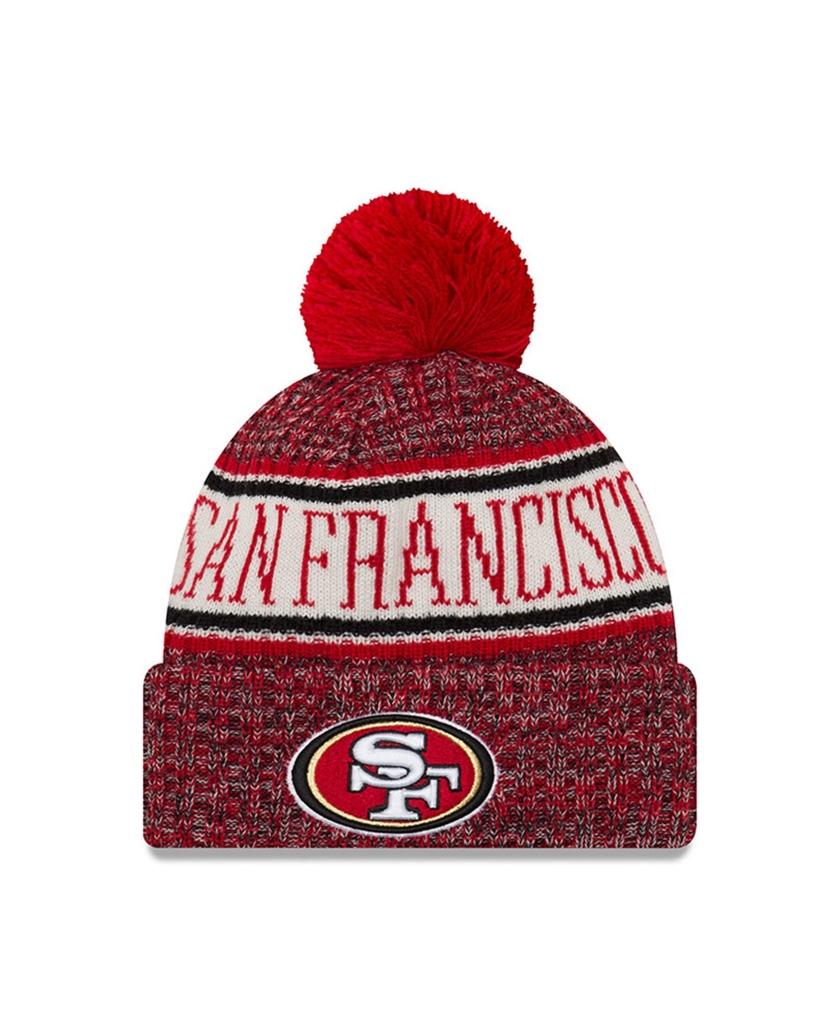 SAN FRANCISCO 49ERS 2018 SIDELINE