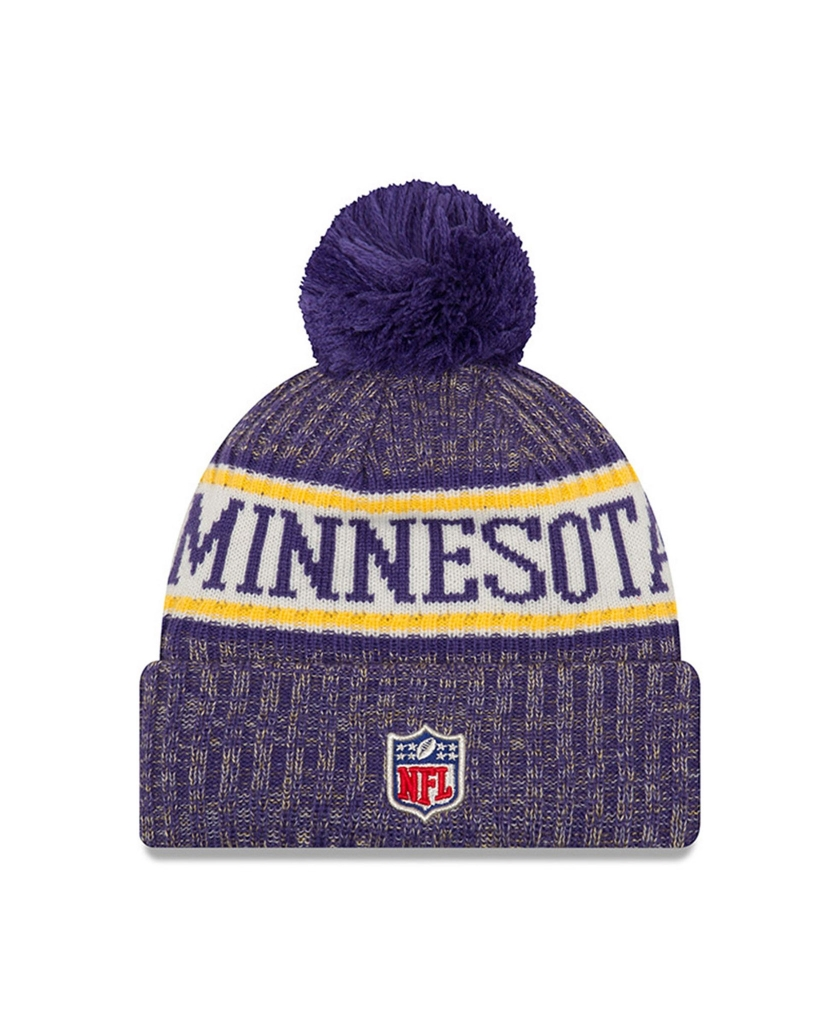 MINNESOTA VIKINGS 2018 SIDELINE KNIT