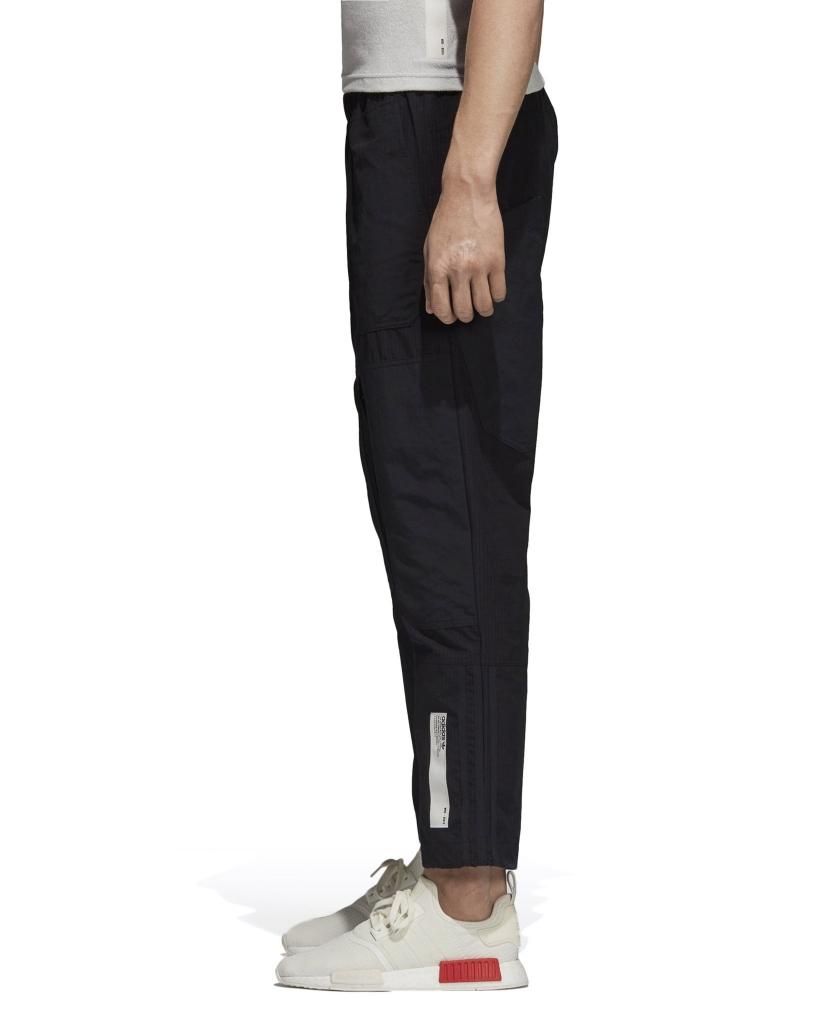 NMD TRACK PANTS BLACK