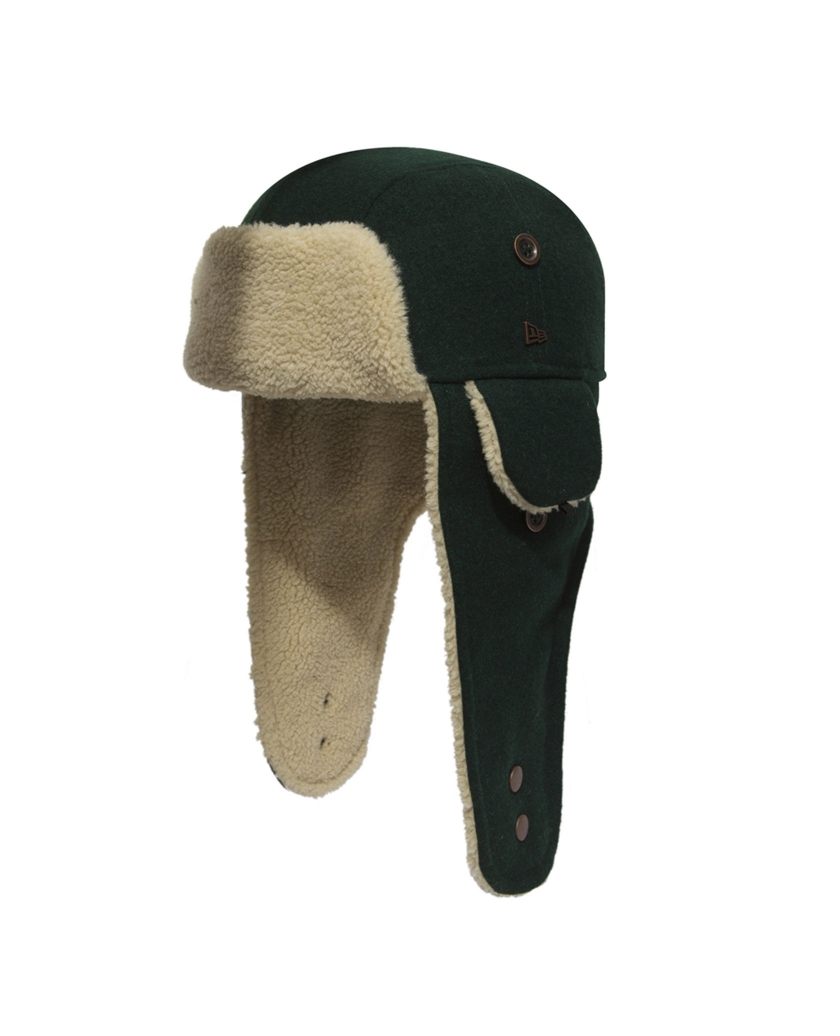 a02c627ac08 New era winter utility green trapper jpg 840x1036 Green trapper hat