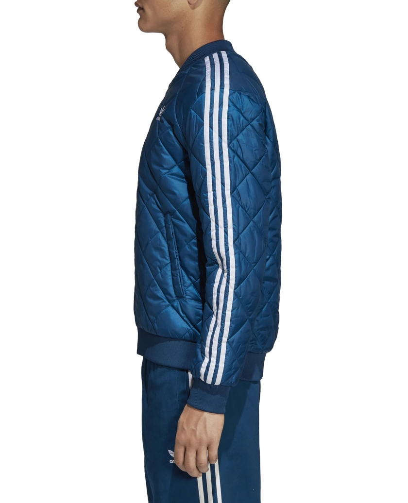 QUILTED SST JACKET