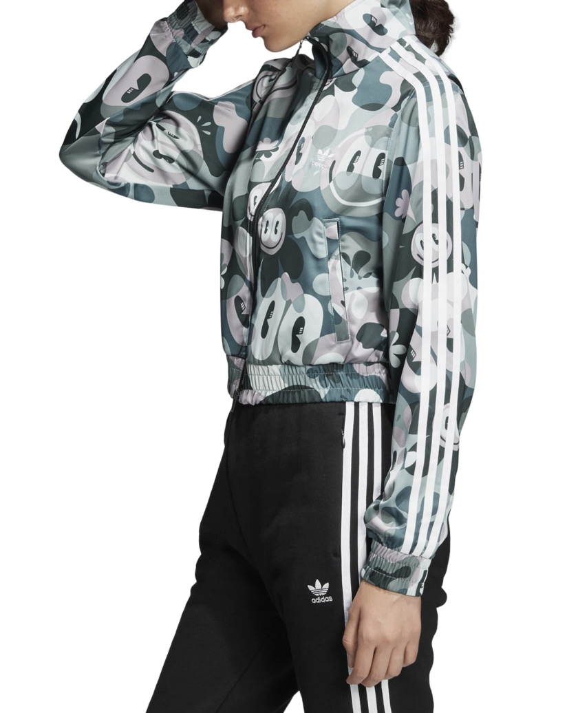 BB TRACK JACKET MULTICOLOR
