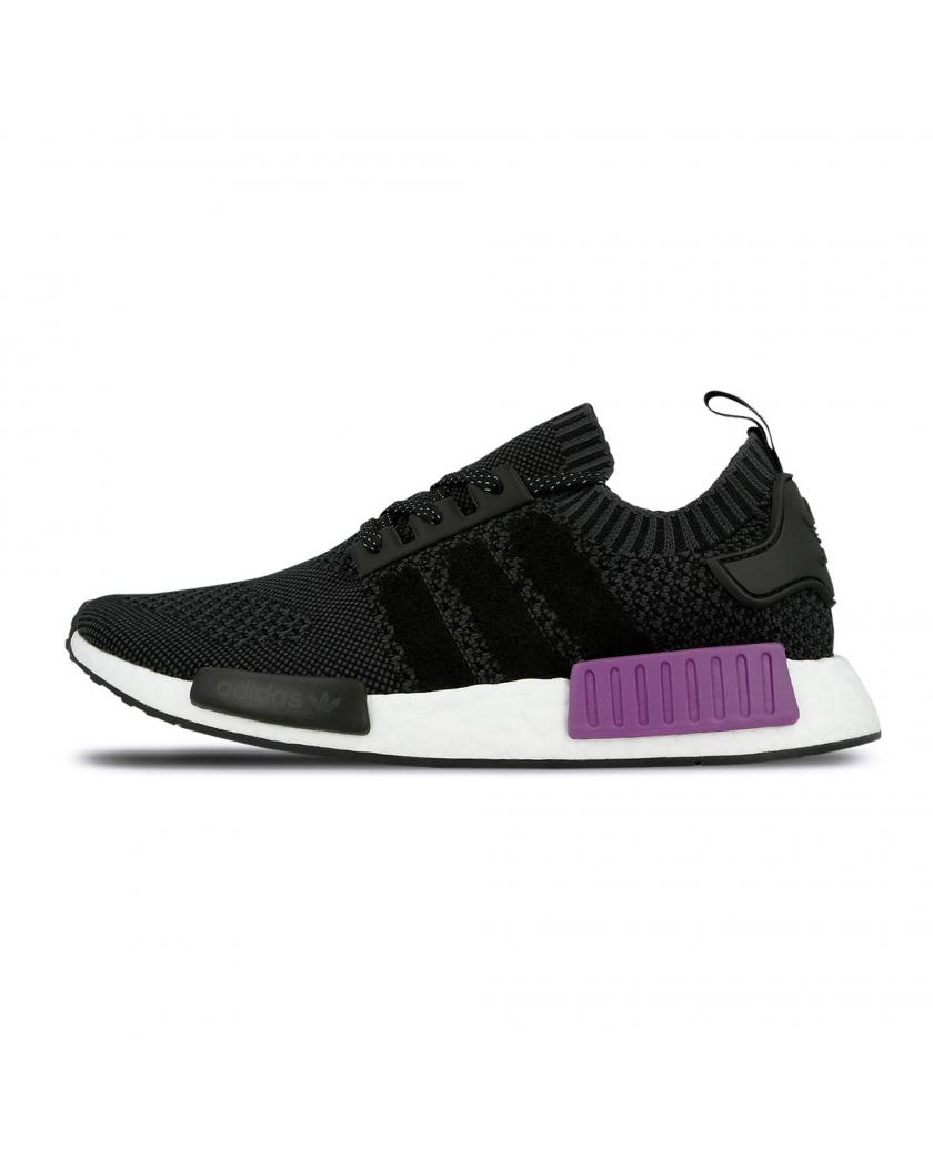 NMD_R1 PRIMEKNIT BLACK PURPLE