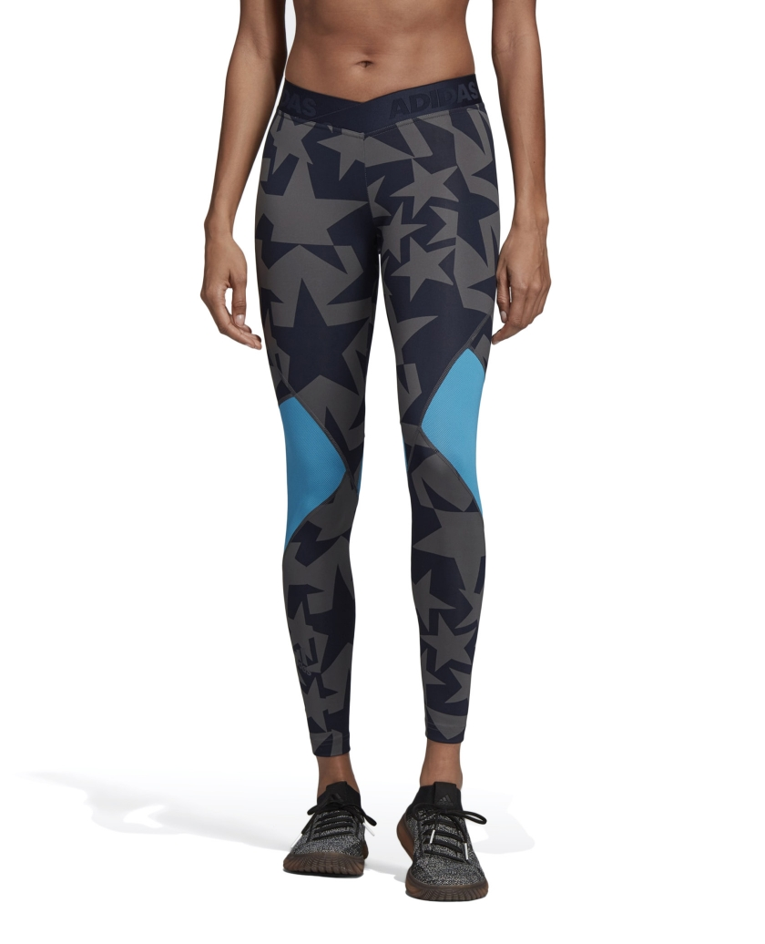 ALPHASKIN SPORT ITERATION LONG TIGHTS