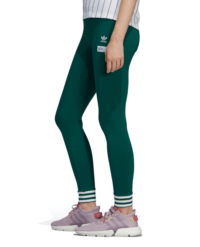 TIGHTS COLLEGIATE GREEN