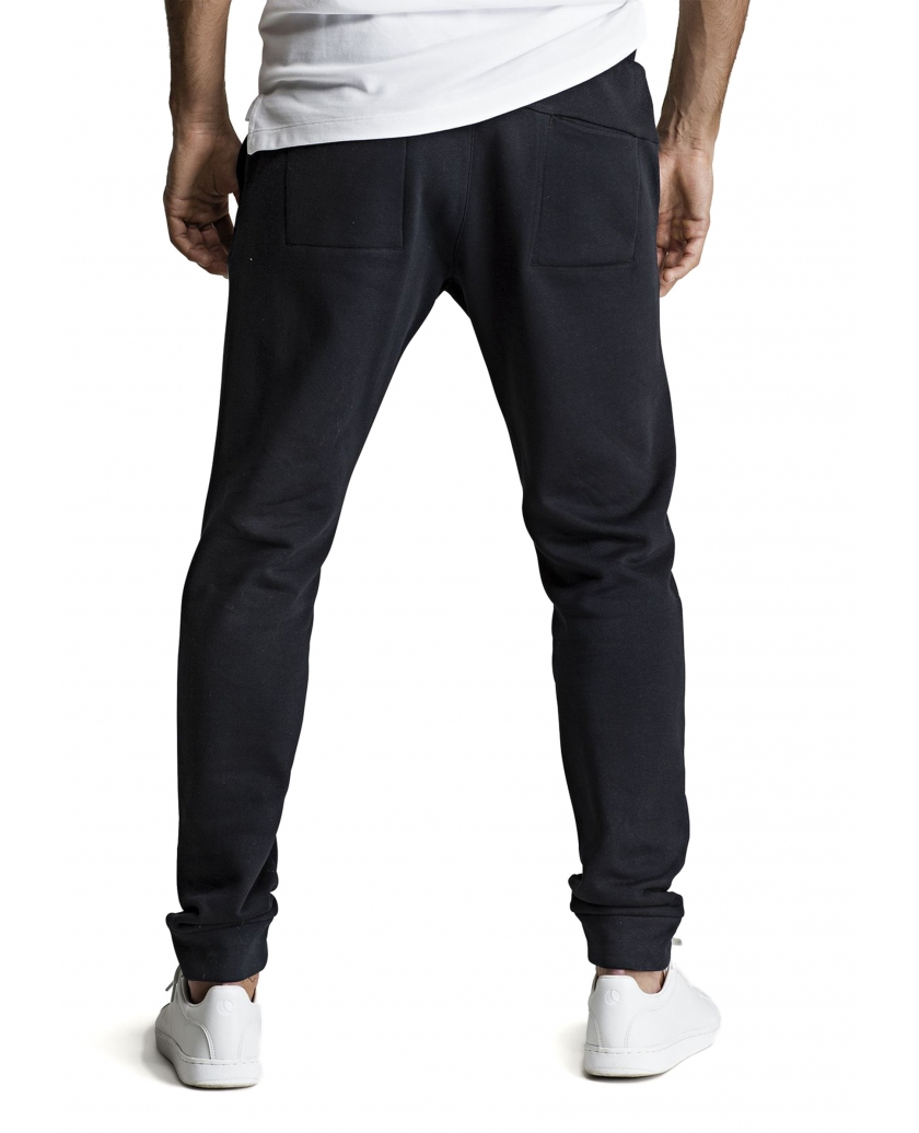 BJÖRN BORG CENTRE PANTS BLACK BEAUTY