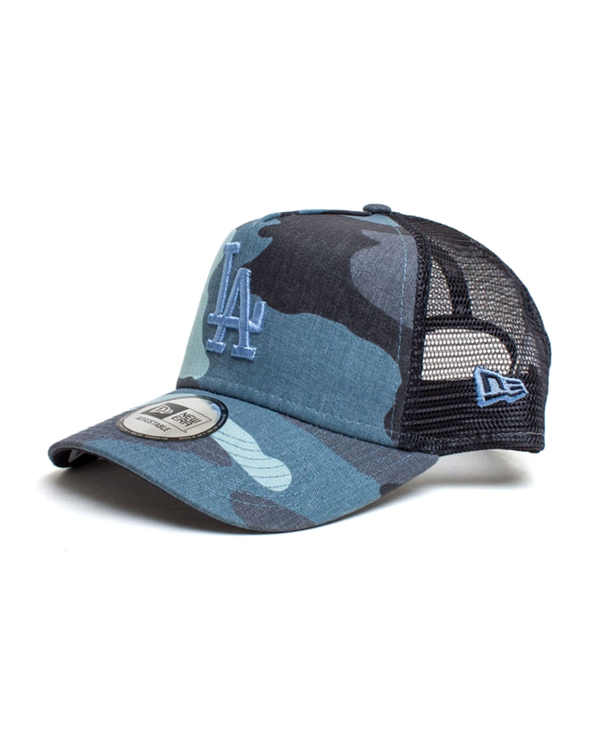 CAMO ESSENTIAL TRUCKER LA DODGERS