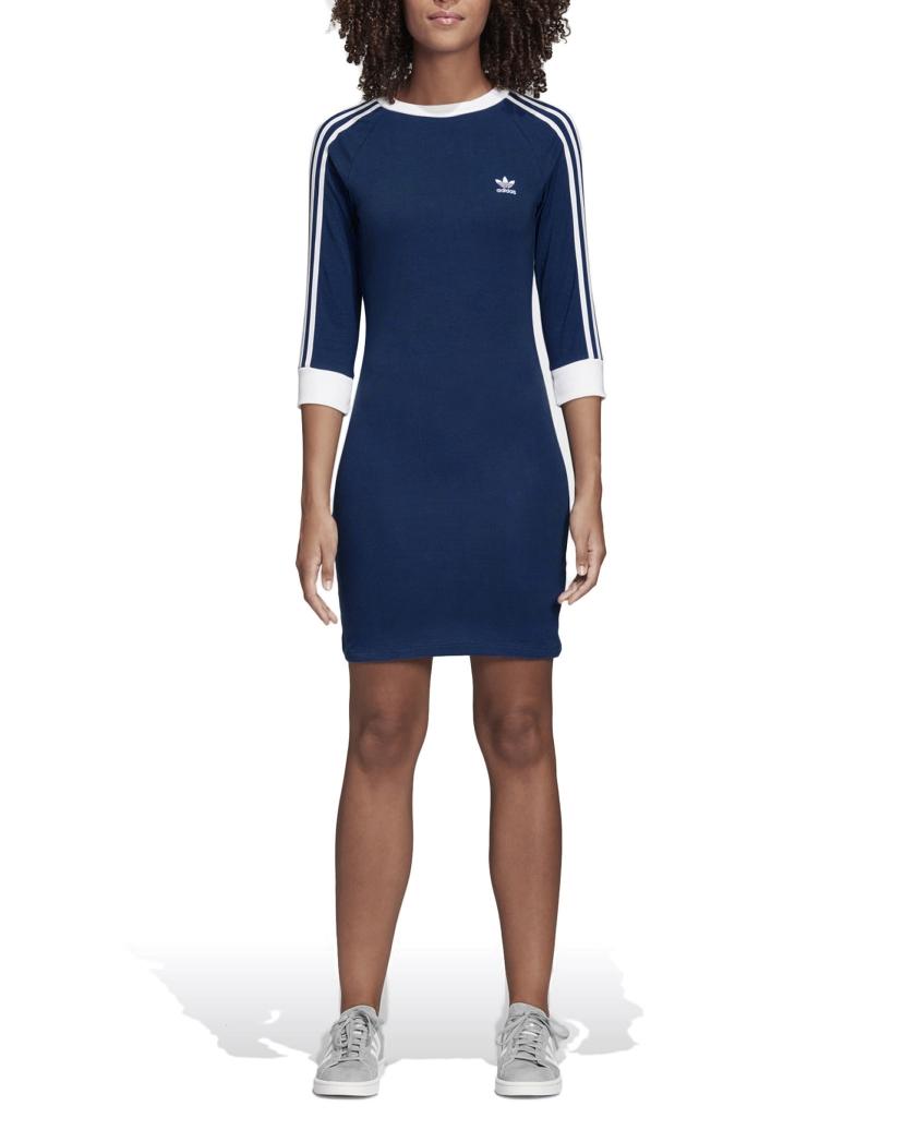 3-STRIPES DRESS BLUE
