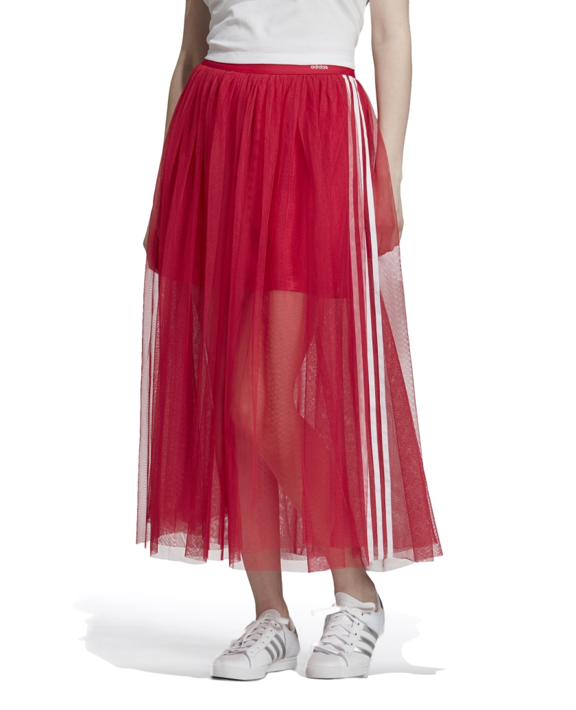 TULLE SKIRT ENERGY PINK