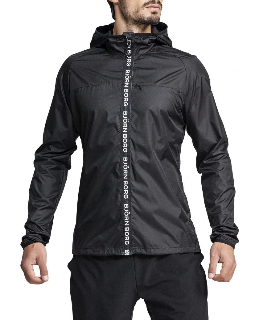 AIMO WIND JACKET BLACK BEAUTY
