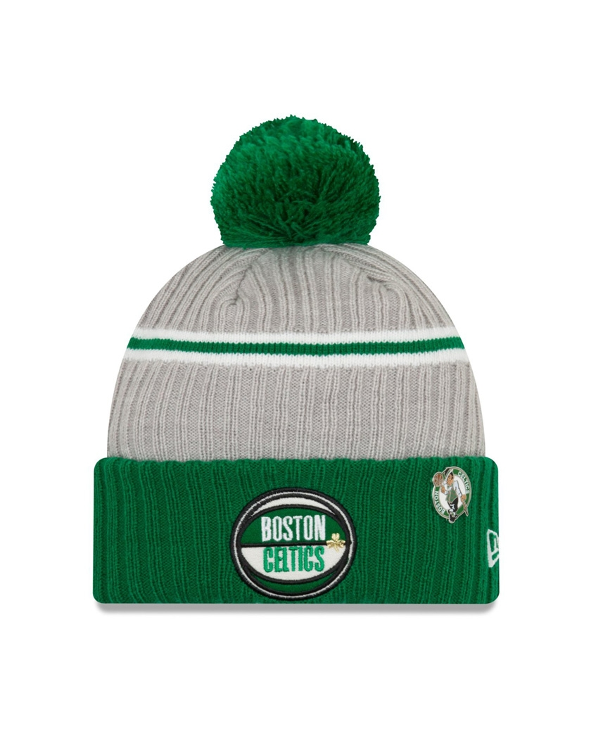 NBA19 DRAFT KNIT BOSTON CELTIC HEATER