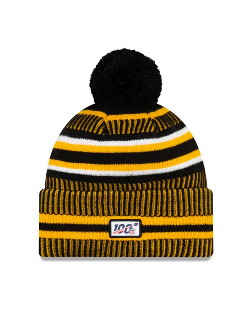 PITTSBURGH STEELERS OFFICIAL NFL SIDELINE KNIT