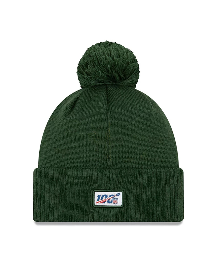 GREEN BAY PACKERS OFFICIAL NFL ON FIELD KNIT