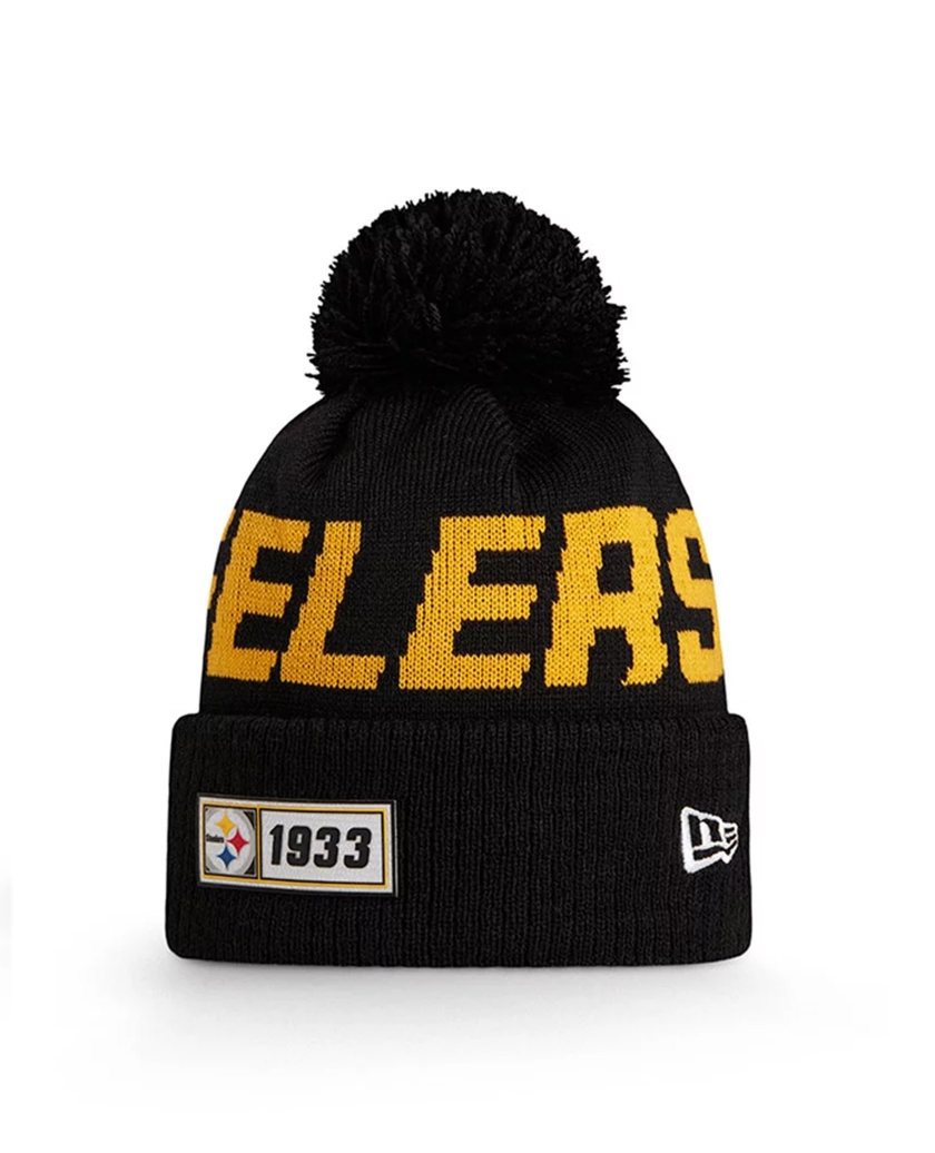 PITTSBURGH STEELERS OFFICIAL NFL ON FIELD KNIT