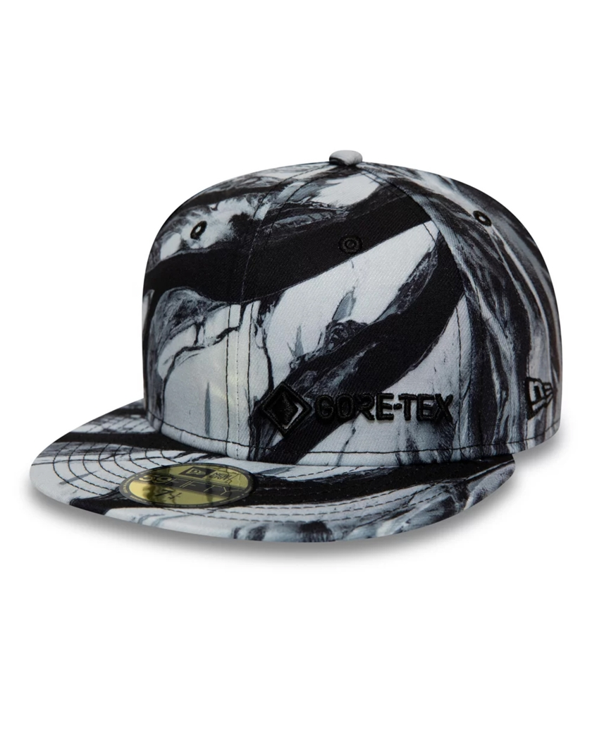 NEW ERA GORE-TEX WINTERSCAPE BLACK 59FIFTY CAP