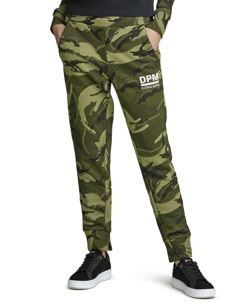BORG DPM PANTS GREEN W