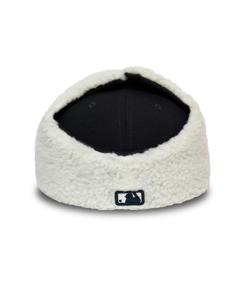 LOS ANGELES DODGERS ESSENTIAL DOG EAR NAVY 59FIFTY CAP