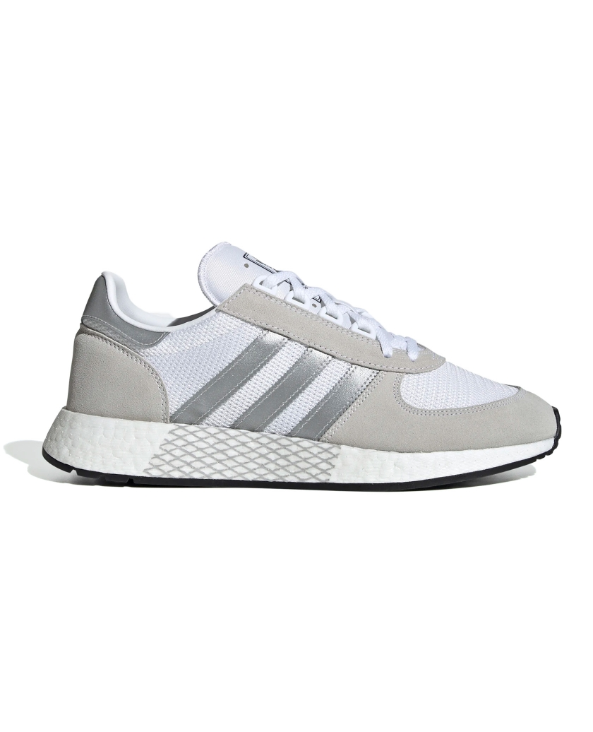 MARATHON TECH SHOES WHITE