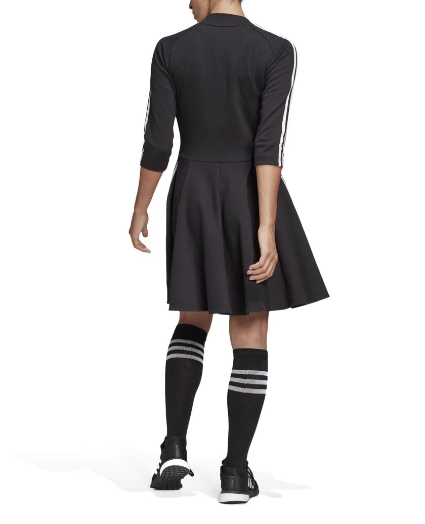 3-STRIPES DRESS BLACK W