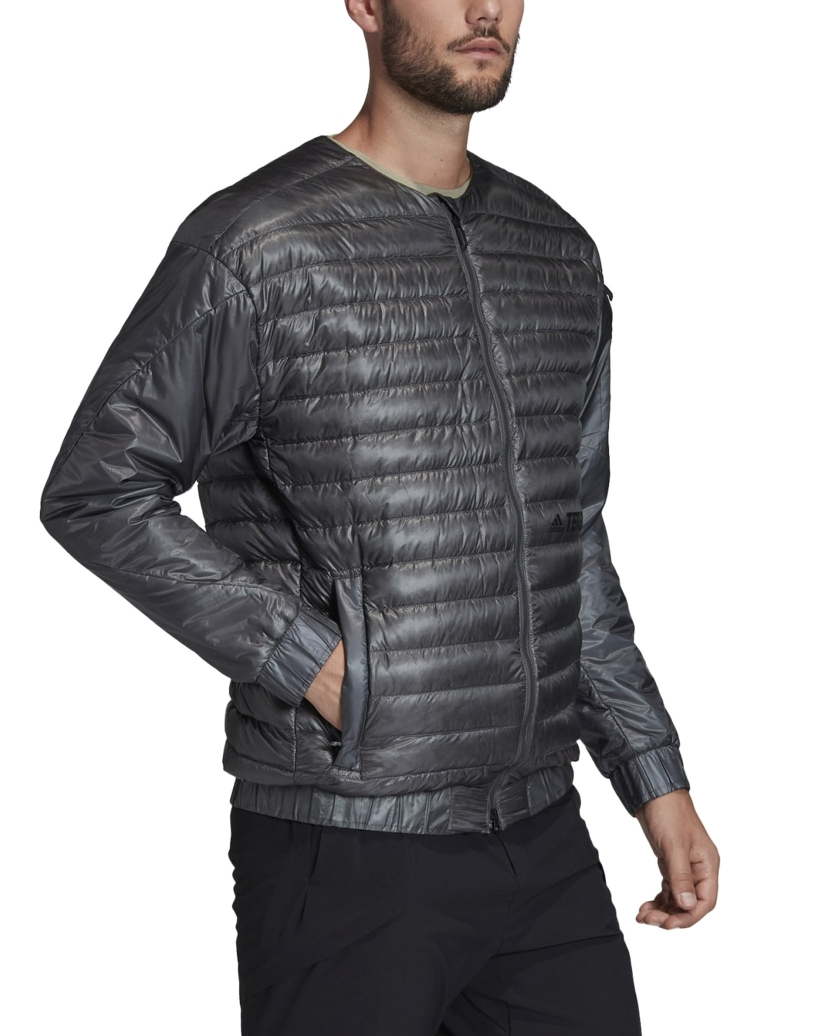 TERREX HIKE BOMBER DOWN JACKET GREY SIX