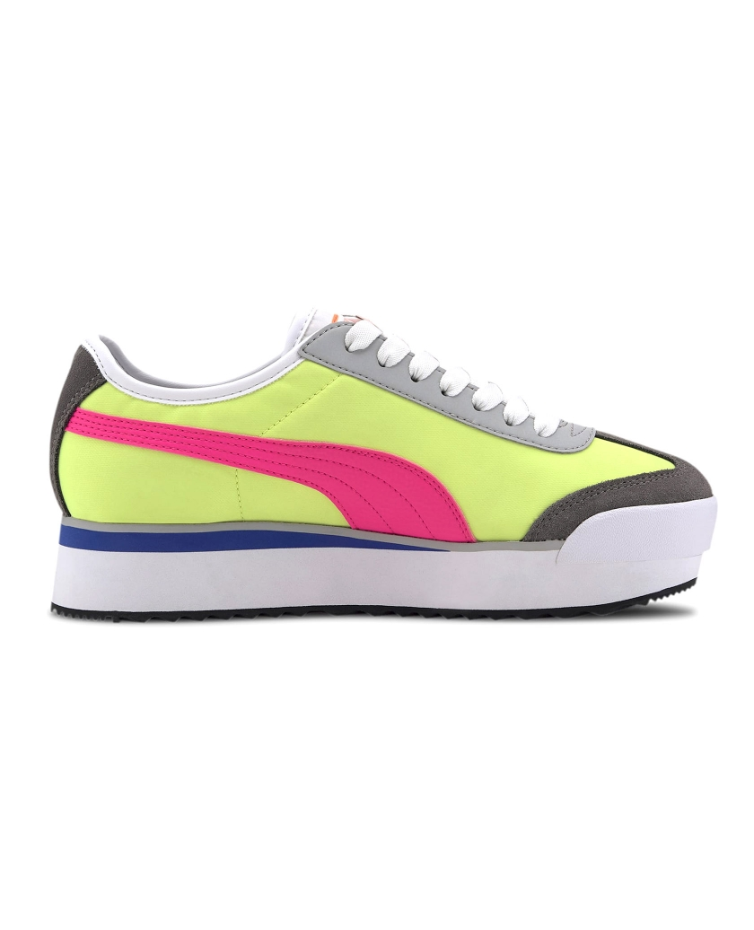 PUMA ROMA AMOR LOGO YELLOW WOMEN