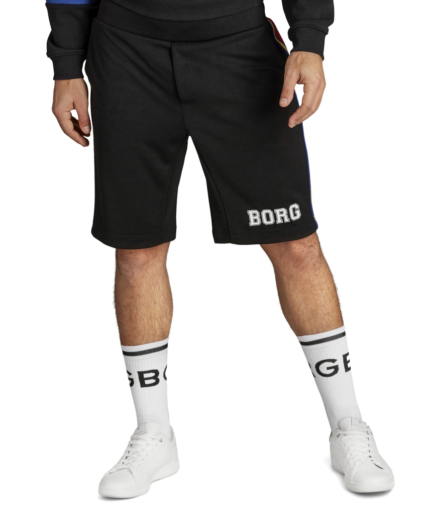 TEAM BORG SHORTS BLACK BEAUTY