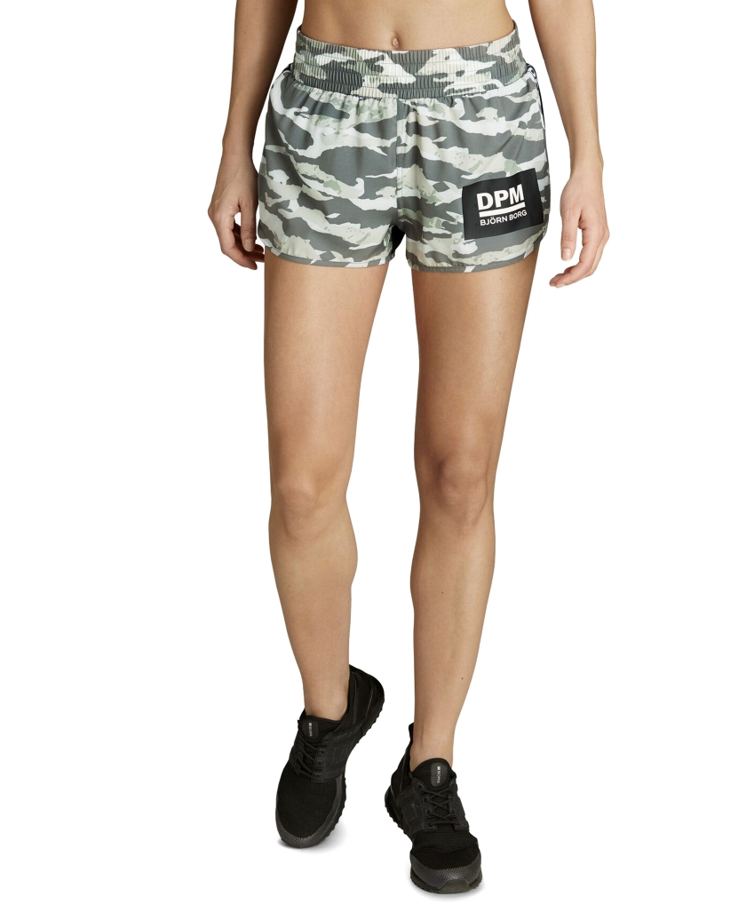 CUBA SHORTS TIGERSTRIPE MURALE JUNGLE