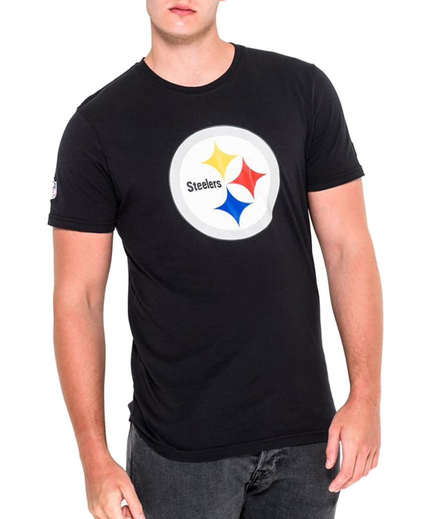 PITTSBURGH STEELERS TEAM LOGO TEE