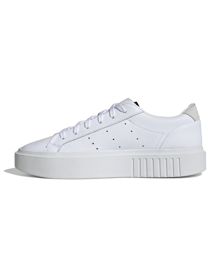 ADIDAS SLEEK SUPER SHOES WHITE