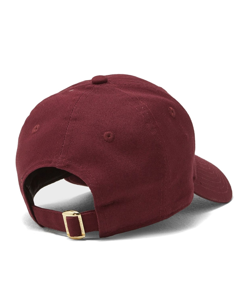 WOMENS ESSENTIAL 940 MAROON GOLD