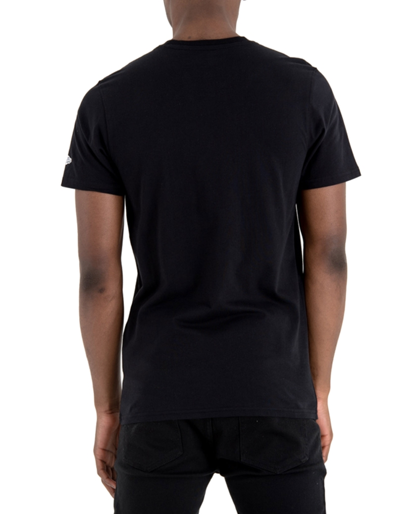 SAN ANTONIO SPURS TEAM LOGO BLACK TEE