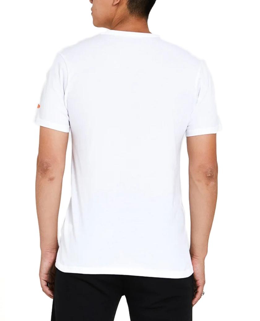 NEW ERA NEON GRAPHIC WHITE T-SHIRT