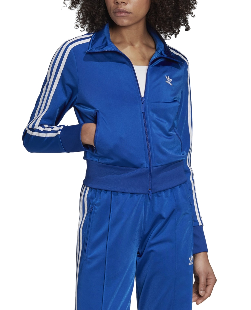 FIREBIRD TRACK TOP ROYAL BLUE
