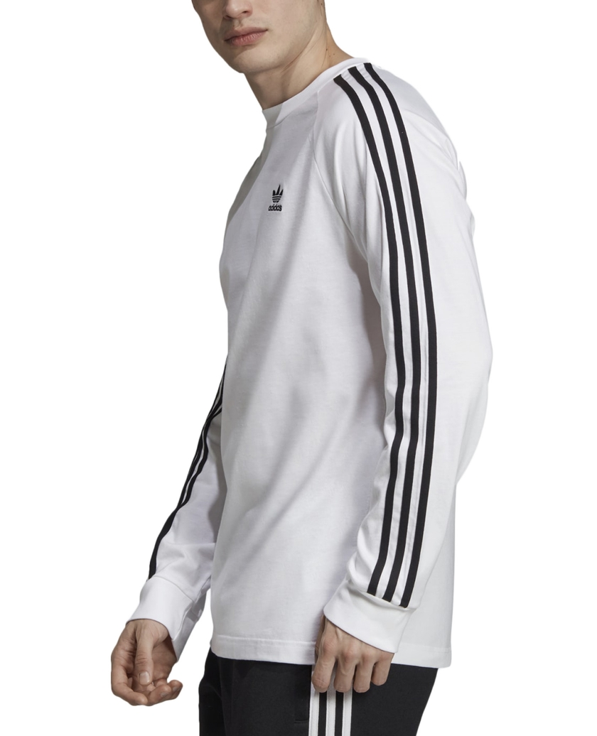3-STRIPES TEE WHITE