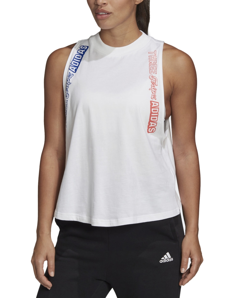 ADIDAS GRAPHIC TANK TOP