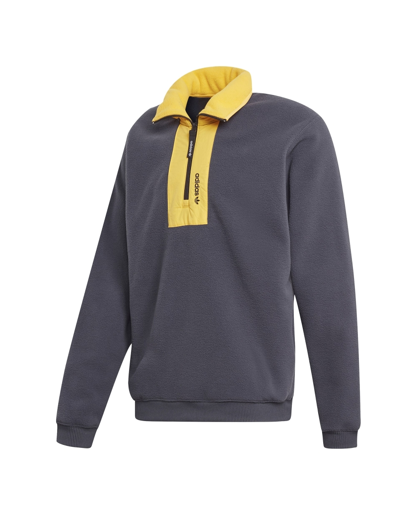 ADIDAS ADVENTURE FLEECE SOLID GREY