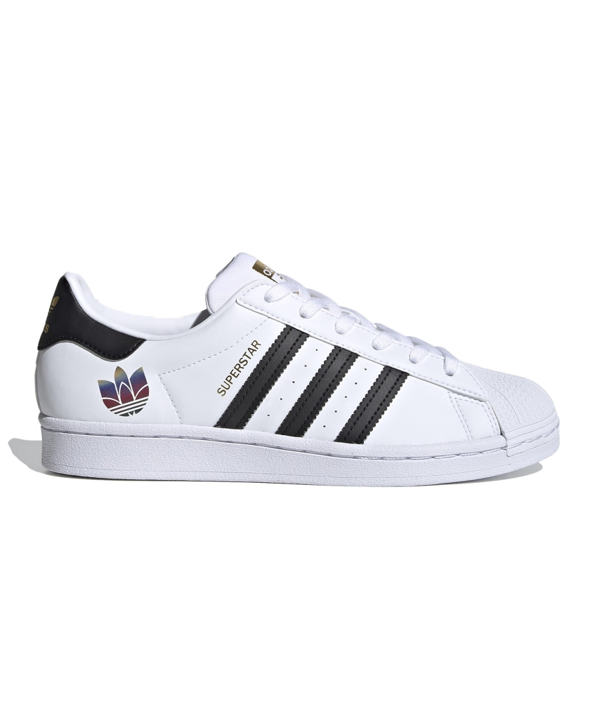 SUPERSTAR W CLOUD WHITE/BLACK