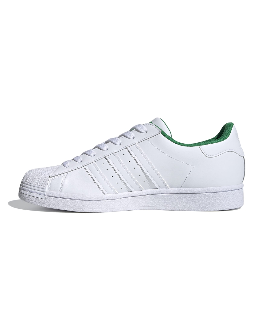 SUPERSTAR WHITE GREEN